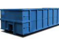 Abrollcontainer groß Satra Containerdienst Container Dresden